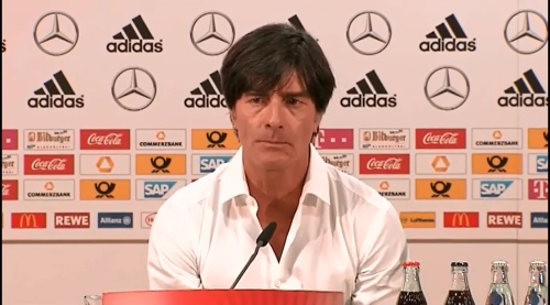 Joachim Löw – Deutschland v Polen – post-match press conference 3