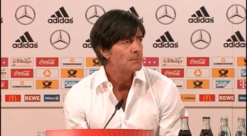 Joachim Löw – Deutschland v Polen – post-match press conference 4