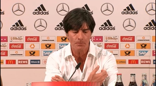 Joachim Löw – Deutschland v Polen – post-match press conference 7