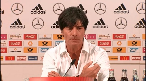 Joachim Löw – Deutschland v Polen – post-match press conference 8
