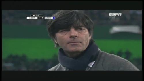 Joachim Löw – Germany v Australia – (2011) 11