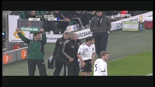 Joachim Löw – Germany v Australia – (2011) 12