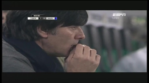 Joachim Löw – Germany v Australia – (2011) 13