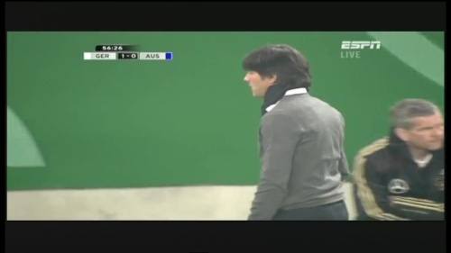 Joachim Löw – Germany v Australia – (2011) 15