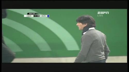 Joachim Löw – Germany v Australia – (2011) 16