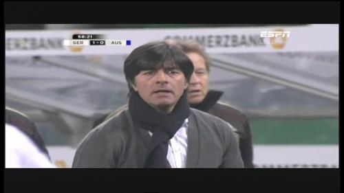 Joachim Löw – Germany v Australia – (2011) 19