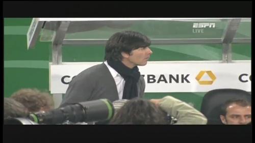 Joachim Löw – Germany v Australia – (2011) 2
