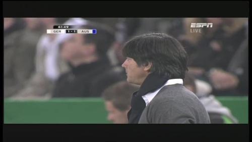 Joachim Löw – Germany v Australia – (2011) 22