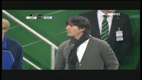 Joachim Löw – Germany v Australia – (2011) 23