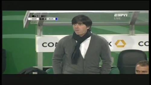 Joachim Löw – Germany v Australia – (2011) 24