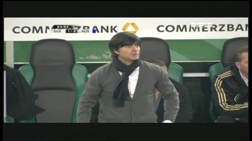 Joachim Löw – Germany v Australia – (2011) 26
