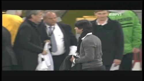 Joachim Löw – Germany v Australia – (2011) 28