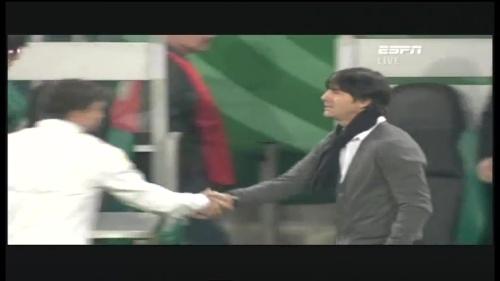 Joachim Löw – Germany v Australia – (2011) 32