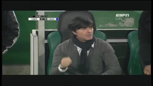 Joachim Löw – Germany v Australia – (2011) 5