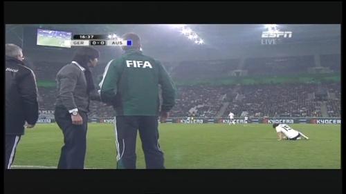 Joachim Löw – Germany v Australia – (2011) 9