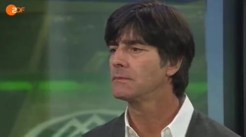 Joachim Löw – Germany v Australia – (2011) – post-match interview 1