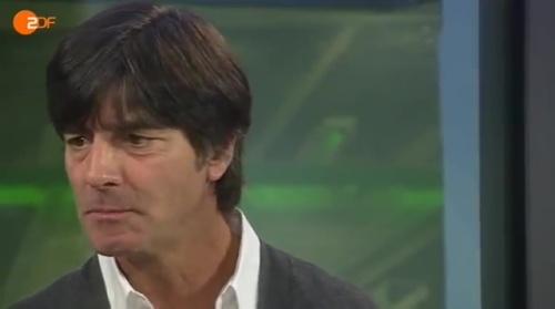Joachim Löw – Germany v Australia – (2011) – post-match interview 2