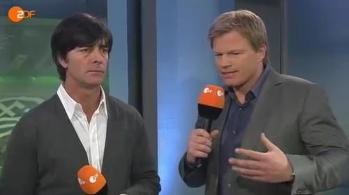 Joachim Löw – Germany v Australia – (2011) – post-match interview 3