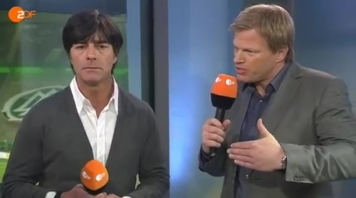Joachim Löw – Germany v Australia – (2011) – post-match interview 4
