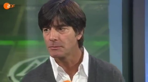 Joachim Löw – Germany v Australia – (2011) – post-match interview 5