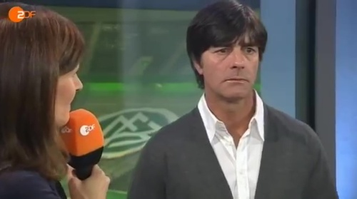 Joachim Löw – Germany v Australia – (2011) – post-match interview 6