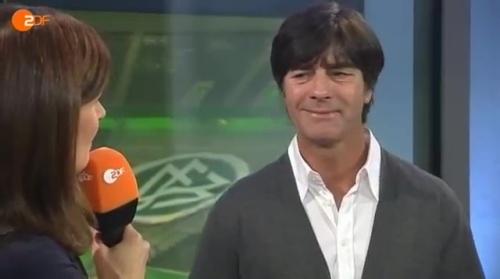 Joachim Löw – Germany v Australia – (2011) – post-match interview 7