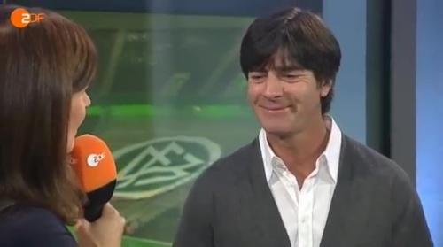 Joachim Löw – Germany v Australia – (2011) – post-match interview 8