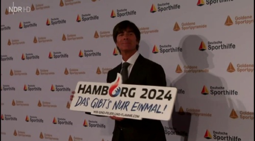 Joachim Löw – Goldene Sportpyramide – NDR 10