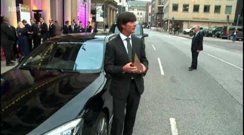 Joachim Löw – Goldene Sportpyramide – NDR 12