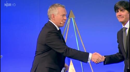 Joachim Löw – Goldene Sportpyramide – NDR 2