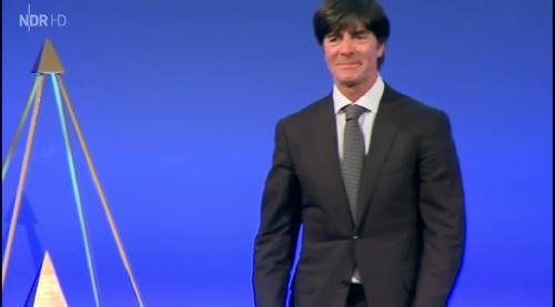 Joachim Löw – Goldene Sportpyramide – NDR 3