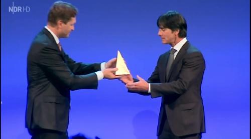 Joachim Löw – Goldene Sportpyramide – NDR 7