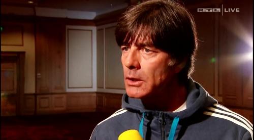 Joachim Löw – pre-match show 2