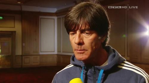 Joachim Löw – pre-match show 8