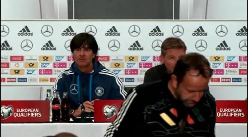 Joachim Löw – SCO-DEU press conference 2
