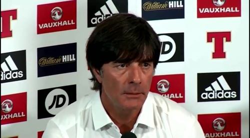 Joachim Löw – SCO v GER – post-match press conference 2