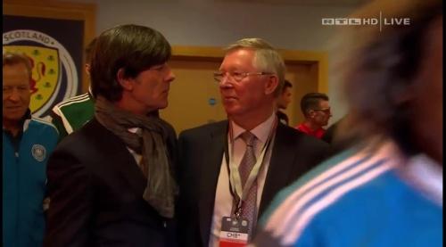 Joachim Löw – Scotland v Germany – 1st half 3