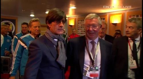 Joachim Löw – Scotland v Germany – 1st half 4