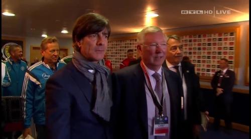 Joachim Löw – Scotland v Germany – 1st half 5
