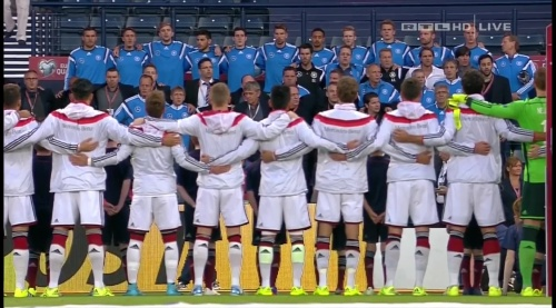 Joachim Löw – Scotland v Germany – 1st half 6