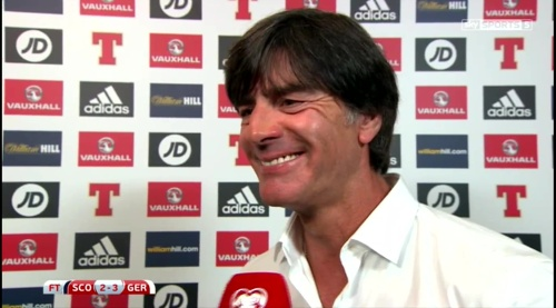 Joachim Löw – Scotland v Germany – post-match interview 5