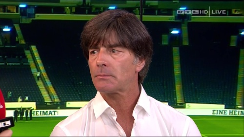 Joachim Löw – Scotland v Germany – post-match show 1