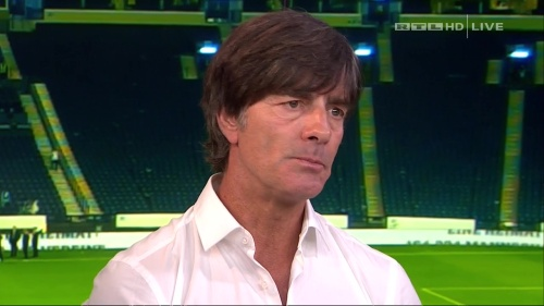 Joachim Löw – Scotland v Germany – post-match show 11