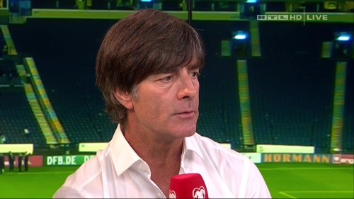 Joachim Löw – Scotland v Germany – post-match show 13