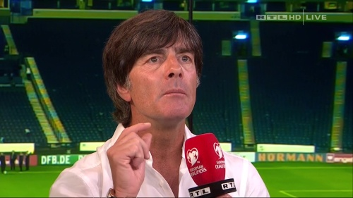 Joachim Löw – Scotland v Germany – post-match show 14