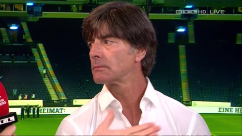 Joachim Löw – Scotland v Germany – post-match show 2