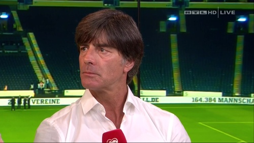 Joachim Löw – Scotland v Germany – post-match show 23