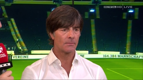 Joachim Löw – Scotland v Germany – post-match show 28