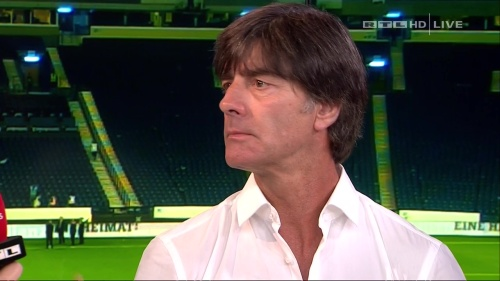 Joachim Löw – Scotland v Germany – post-match show 3