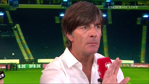 Joachim Löw – Scotland v Germany – post-match show 7